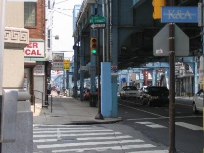 H Street